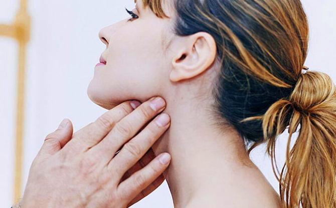 Подчелюстной лимфаденит: причины, стадии и симптомы, лечение, профилактика