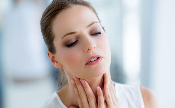 Воспаление подчелюстных лимфоузлов: причины, симптомы, методы терапии