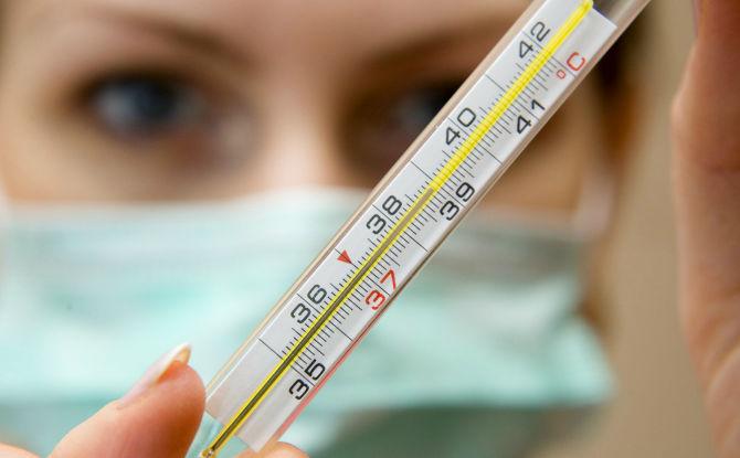 Что делать, если поднялась температура после удаления зуба
