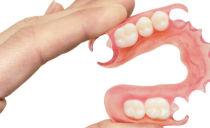 Съемные полные и частичные нейлоновые зубные протезы: виды, плюсы и минусы, уход