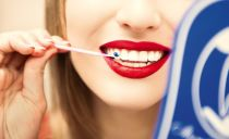 «Звездная улыбка своими руками» или как отбелить зубы в домашних условиях