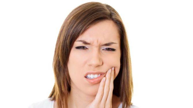 Болит десна где должен быть зуб мудрости