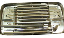 Лоток для стоматологических инструментов