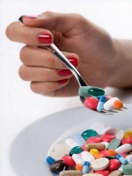 Металлический привкус во рту из за лекарственных препаратов