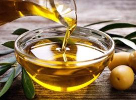 Оливковое масло для полоскания рта