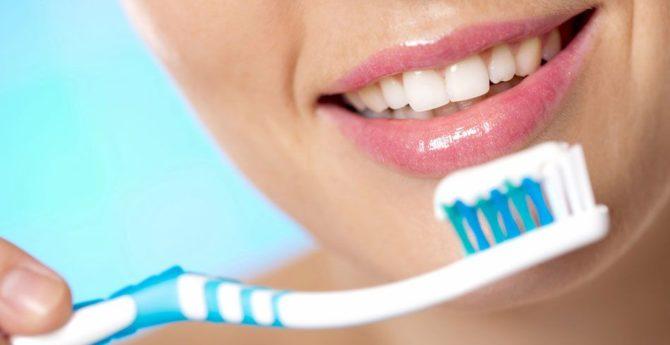 Отбеливающая зубная паста