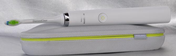 Отбеливающая звуковая зубная щетка Philips Sonicare