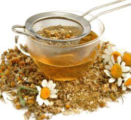 Отвар чайной ромашки для лечения неврита на дому