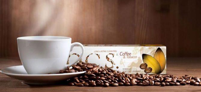 Паста R.O.C.S. «Кофе и табак»