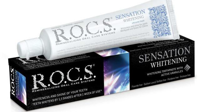 R.O.C.S. «Сенсационное отбеливание»
