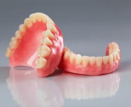 Съемный зубной протез
