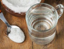 Как полоскать зубы содой при боли и после удаления