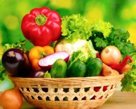 Свежие фрукты и овощи от галитоза