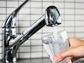 Вода с повышенным содержанием железа