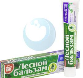Зубная паста «Лесной бальзам»