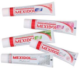 Зубная паста Mexidol
