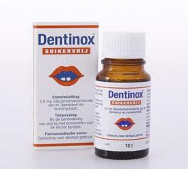 Зубные капли Дентинокс