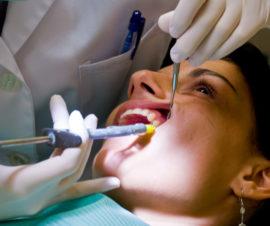 Анестезия перед удалением зуба мудрости