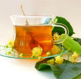 Чай из цветков липы от температуры