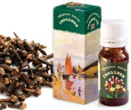 Эфирное масло от зубной боли