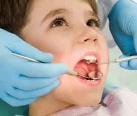 Зубной камень у ребенка